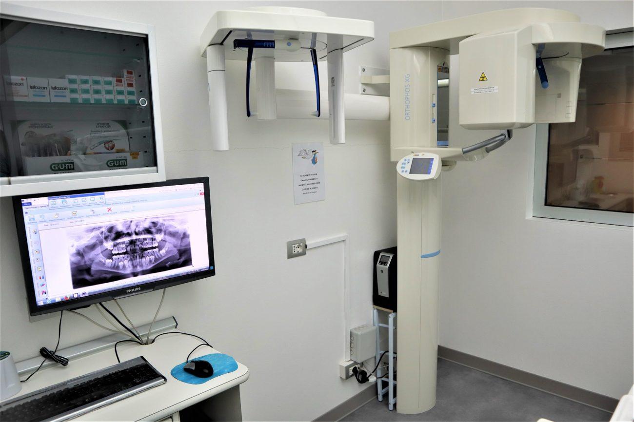 Strumentazione studio dentista